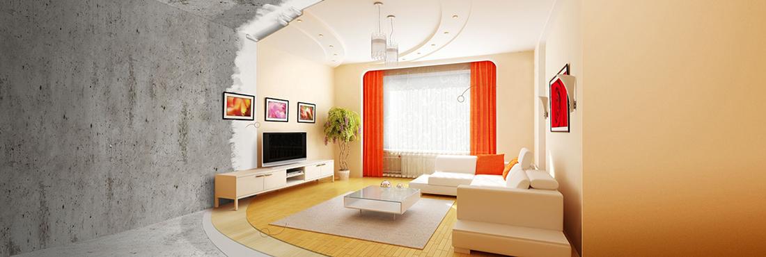 Комплексний ремонт квартир в Тернополі